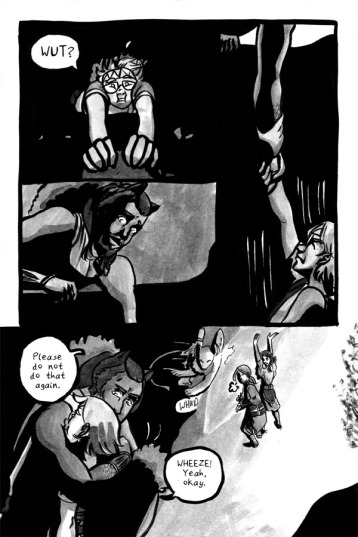 Wander Chapter 5 Page 2