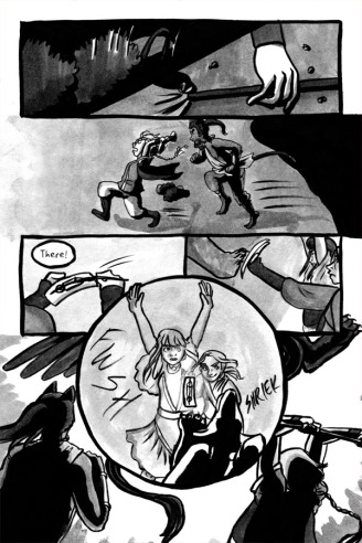 Wander Chapter 5 Page 3
