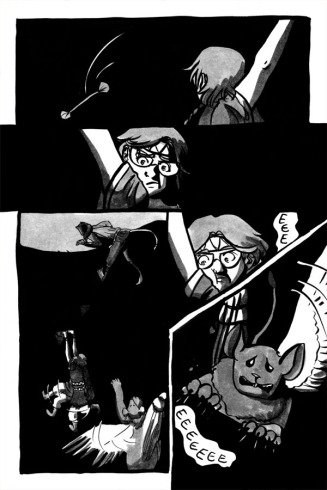 Wander Chapter 5 Page 5