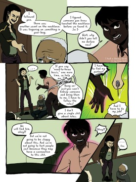 Witches and Thieves, Chapter 2 Page 4