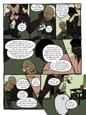 Witches and Thieves, Chapter 2 Page 5