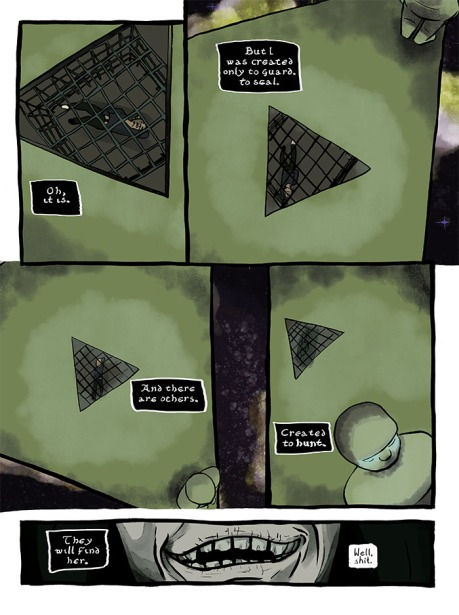 Witches and Thieves, Chapter 3 Page 6