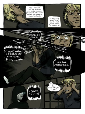 Witches and Thieves, Chapter 3 Page 7